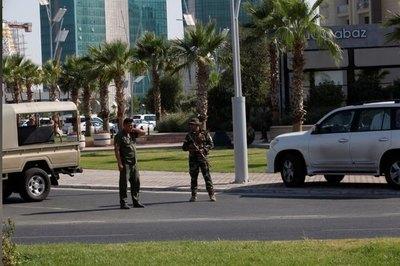 Nhà ngoại giao Thổ Nhĩ Kỳ bị sát hại