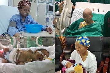 55 ngày hồi sinh diệu kỳ của 2 mẹ con Bình An