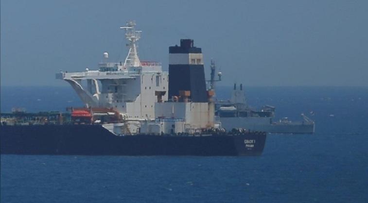 Iran,Anh,eo biển Hormuz,tàu chở dầu