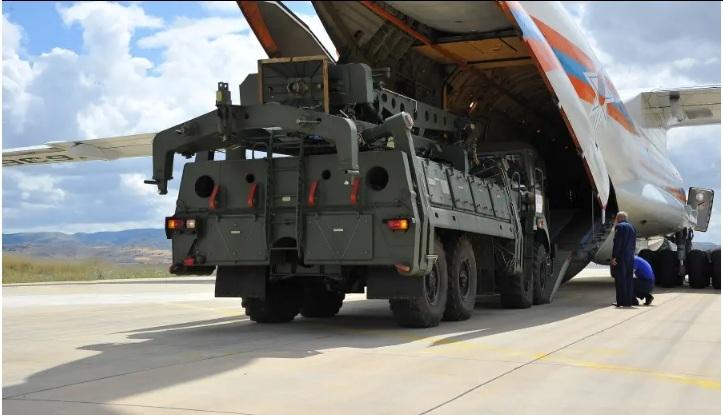 Thổ Nhĩ Kỳ,mỹ,tên lửa S-400,hệ thống phong không S-400,máy bay F-35,F-35