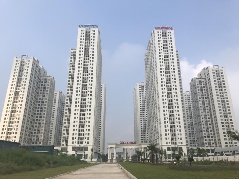 '. Khu đô thị ở Hà Nội mải xây nhà để bán quên xây trường học .'