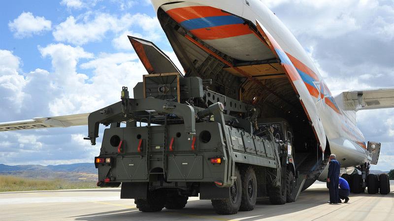 Nga,Mỹ,Thổ Nhĩ Kỳ,hệ thống S-400,chiến cơ tàng hình F-35