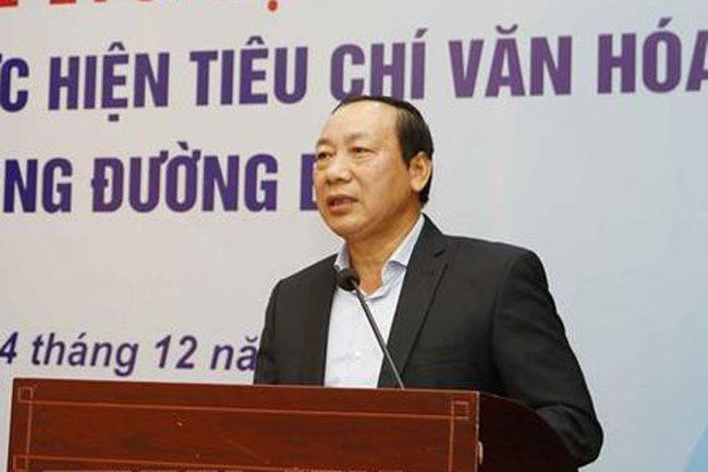 Party Secretariat disciplines former deputy minister of transport