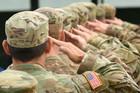 Mỹ điều hàng trăm lính đến Ảrập Xêút