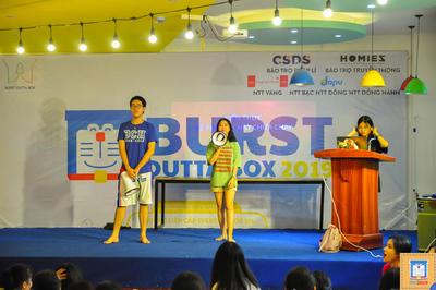 Trẻ Hà Nội học mở lòng cùng trại hè Burst Outta Box 2019