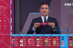 World Cup 2022: Vietnam in same group with regional football power houses