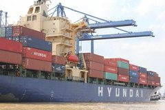Vietnam sees export revenue rising in first half