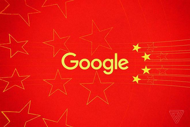 Google chính thức tự loại bỏ 'đường về Trung Quốc'