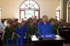 Dàn cán bộ dính vụ tái định cư thuỷ điện Sơn La dắt nhau hầu tòa