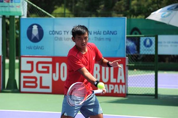 Ly Hoang Nam eliminated from President's Cup in Kazakhstan