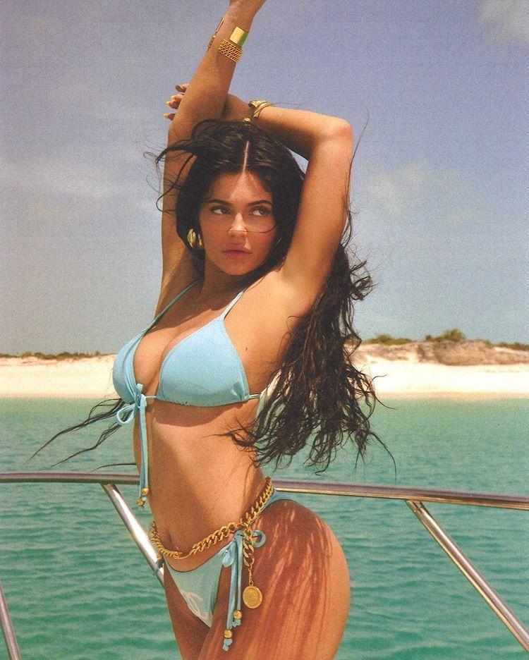 Kylie Jenner,Kim Kardashian,sao Hollywood