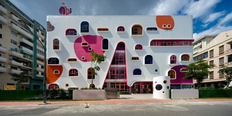 kiến trúc độc đáo,archdaily