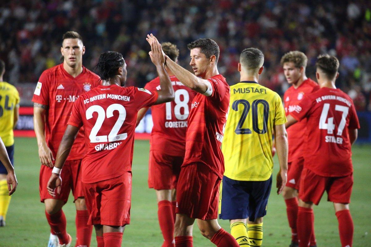Arsenal,Bayern Munich,ICC Cup