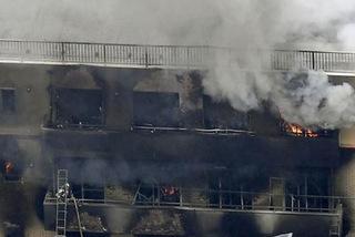 Số người chết vụ cháy xưởng phim Nhật tăng chóng mặt