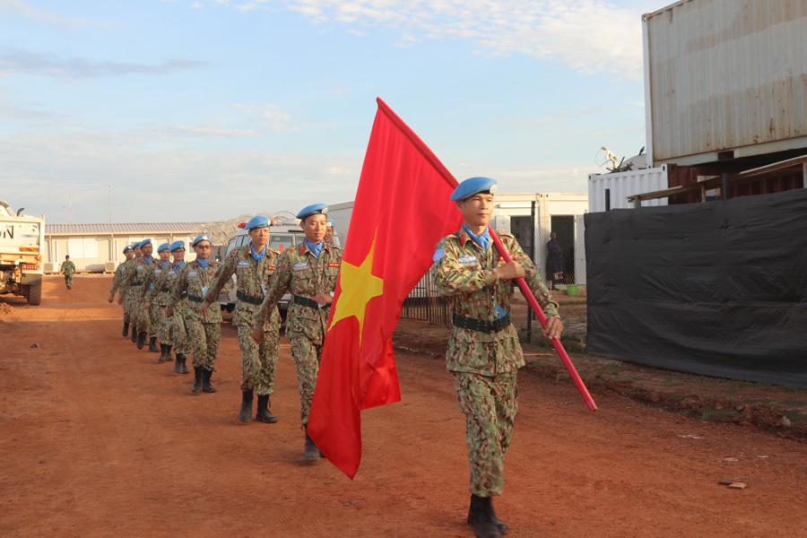 Tướng Nguyễn Chí Vịnh chia sẻ dấu ấn quân sự mới của Việt Nam