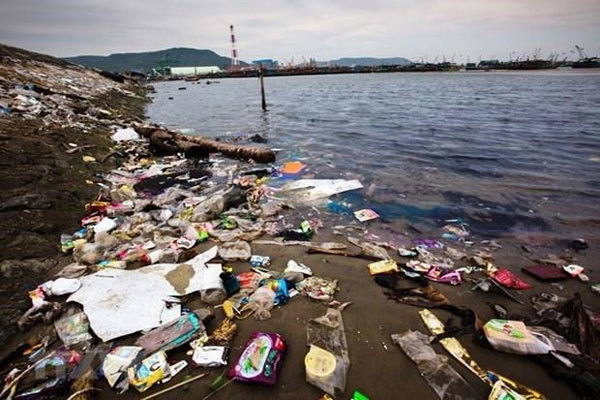 Scientific reseach and policy making connect to tackle plastic pollution