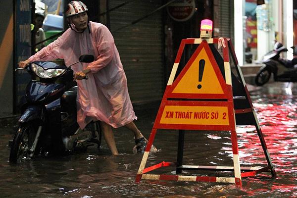 Thời tiết 3 ngày tới, Hà Nội đón mưa rào vào cuối tuần