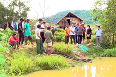 Four children drown in Khanh Hoa