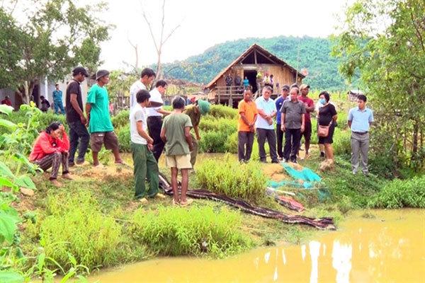 Four children drown in Khanh Hoa