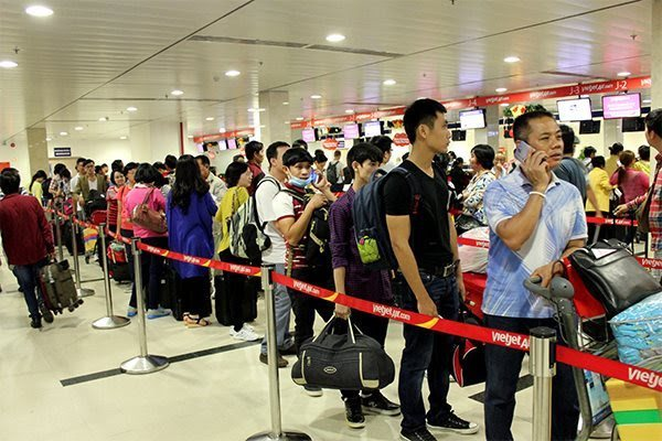 New airlines may put pressure on Vietnam's airport infrastructure