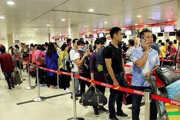 Vietnam's airport infrastructure,airlines in vietnam,aviation market,vietnam economy,Vietnam business news,business news,vietnamnet bridge,english news