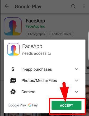Cách tạo gương mặt bạn khi về già qua ứng dụng FaceApp