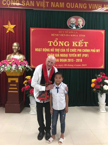 Surgeon Robert Gordon Veith,clubfoot patients,surgeons,social news,english news,Vietnam newsvietnamnet news,Vietnam latest news,Vietnam breaking news,Vietnamese newspaper,Vietnamese newspaper articles