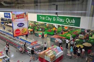Tưng bừng khuyến mãi kép tại MM Mega Market