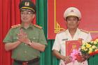Đại tá Đoàn Minh Lý làm Giám đốc Công an Vĩnh Long