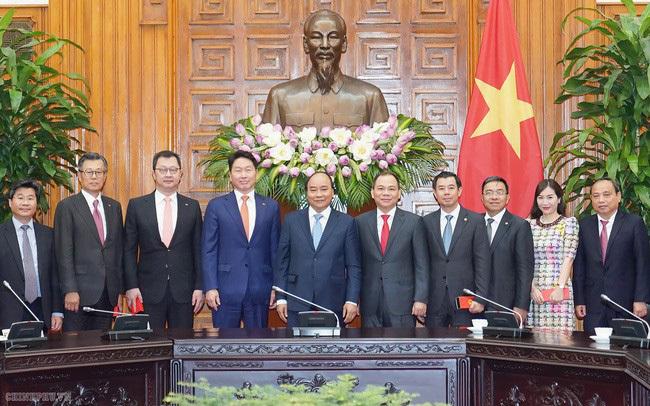 Korean firms pour millions into Vietnam