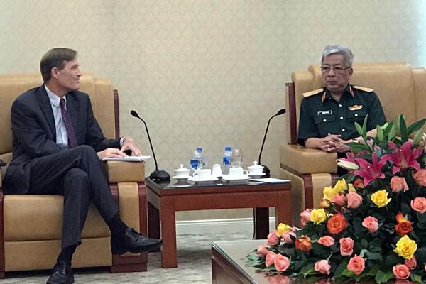 Việt - Mỹ xúc tiến dự án xử lý đất nhiễm dioxin tại sân bay Biên Hòa