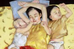 Triển lãm 'Đa diện 3' hội tụ 12 họa sĩ hai miền Nam – Bắc