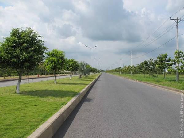 Nhà đất Bình Chánh hút khách nhờ hạ tầng phát triển