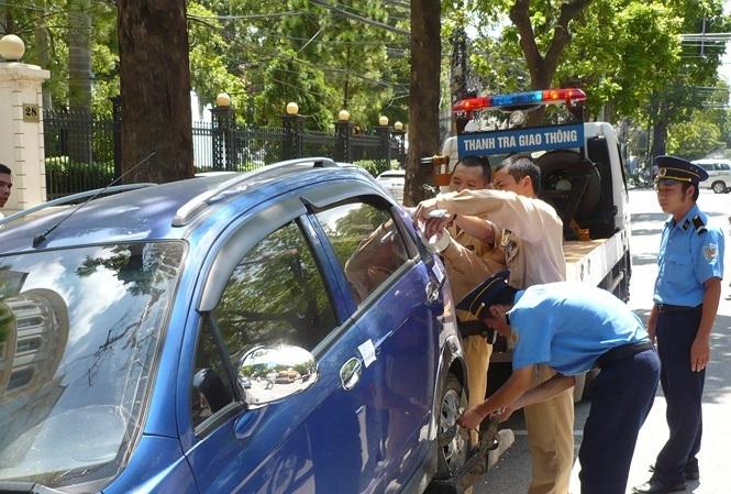 thu phí xe vào nội đô,hạn chế phương tiện cá nhân,thu phí ô tô