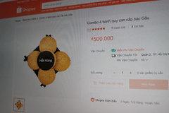 'Bánh cần sa' được bán trên Shopee nhiều tháng liền