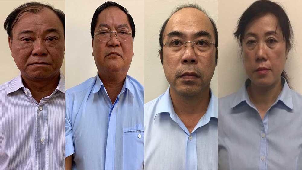 Lê Tấn Hùng,SAGRI,tham nhũng