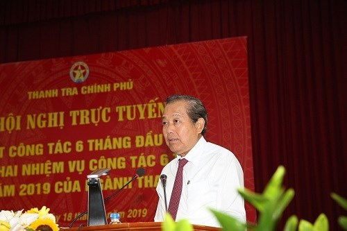 Violations involving $2.16 billion uncovered in Vietnam in first half of 2019