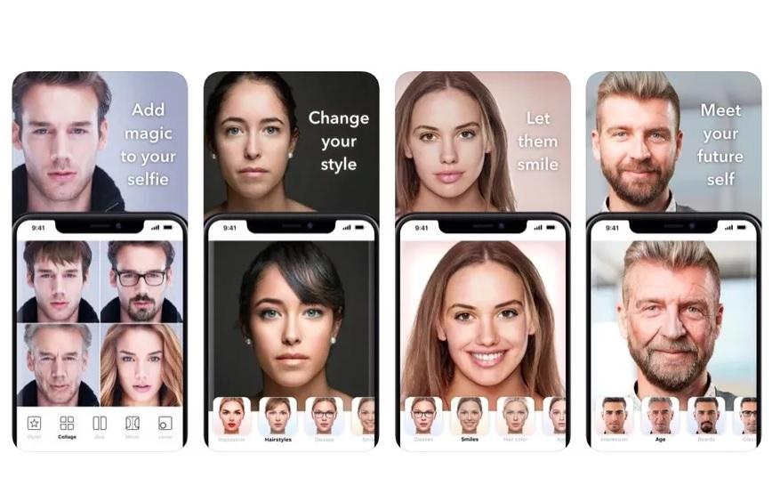 """Có nên trao chân dung bạn cho ứng dụng """"lão hóa"""" FaceApp?"""