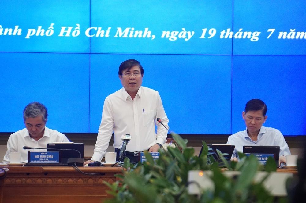 Dự án chống ngập 10.000 tỷ, TP.HCM hẹn vận hành đầu năm 2020
