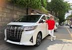 Đàm Vĩnh Hưng tậu xe sang Toyota Alphard 2019 hơn 5 tỷ