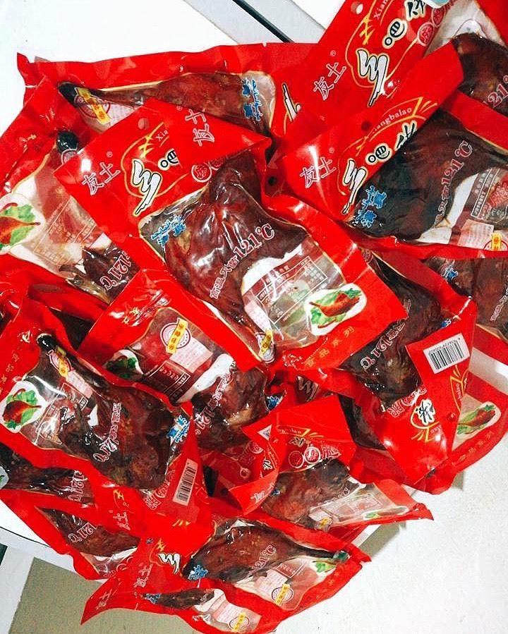 Đùi gà Trung Quốc để 1 năm không hỏng, 15 ngàn/cái chồng tha hồ nhậu