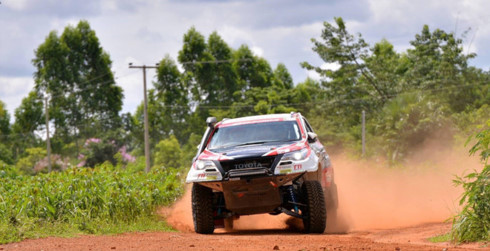 Vietnam to play host to Asia Cross Country Rally