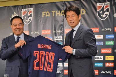 """Akira Nishino: """"Thái Lan sẽ đá ngang Nhật Bản, dự World Cup"""""""