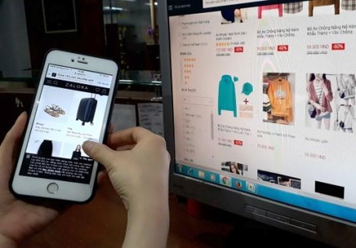 hàng giả,hàng nhái,bán hàng qua mạng,thương mại điện tử,chợ online