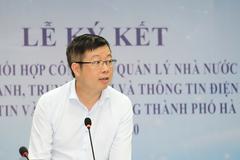 Cục PTTH muốn cùng Sở TT&TT Hà Nội đề xuất dừng cấp phép trang tin điện tử