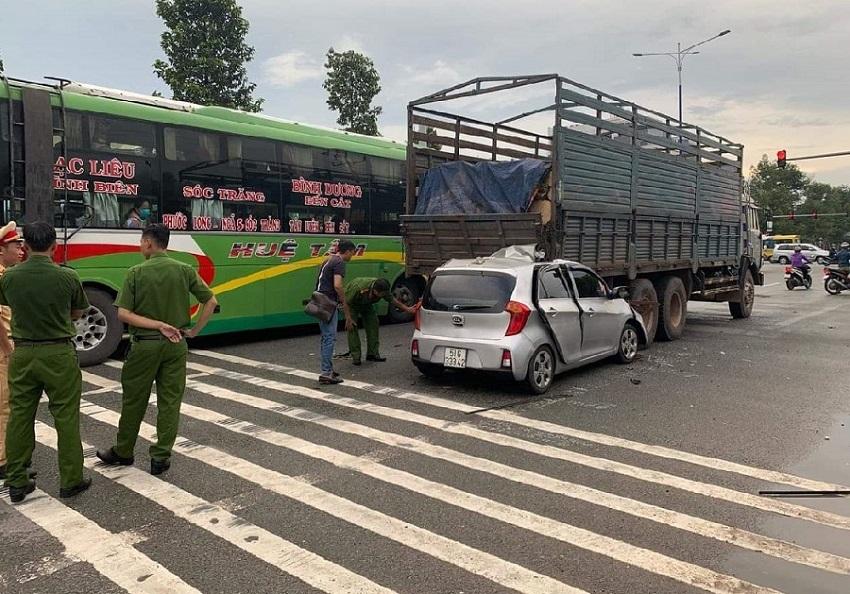 Tai Nạn Giao Thông,Tai Nạn Chết Người,Bình Dương,tai nạn