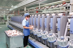 Vietnam's textile and garment sector benefits from FTAs, trade war