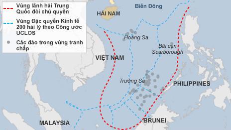 Biển Đông,chủ quyền,tàu hải dương 8,Tư chính
