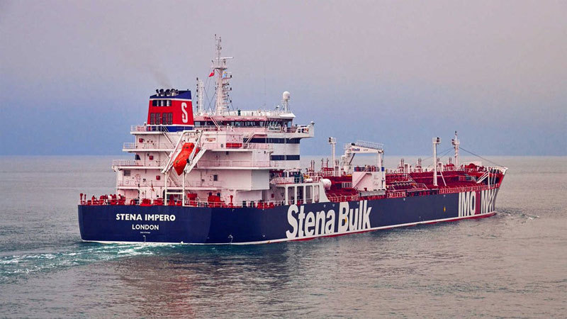 Iran,Anh,tàu dầu,Iran bắt tàu dầu Anh,căng thẳng Mỹ - Iran