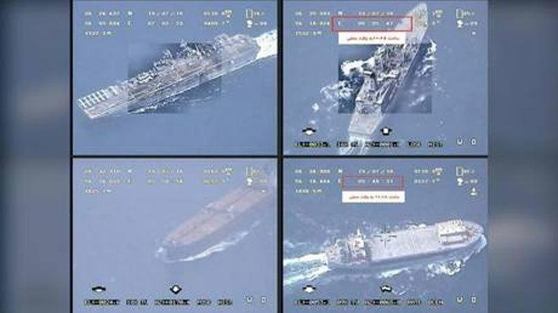 Mỹ,Iran,Anh,tàu dầu,Iran bắt tàu dầu Anh